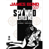 James Bond: Spy Who Loved Me (BOK)