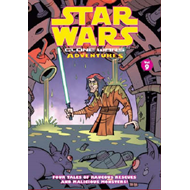 Star Wars - Clone Wars Adventures: v. 9 (BOK)