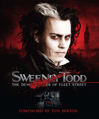 Sweeney Todd: The Demon Barber of Fleet Street (BOK)