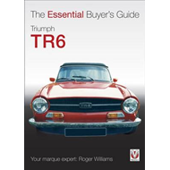 Triumph Tr6: The Essential Buyer's Guide (BOK)