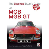 Produktbilde for MGB and MGB GT (BOK)