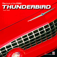 The Book of the Ford Thunderbird from 1954 (BOK)