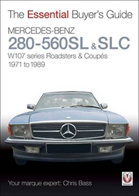 Mercedes-Benz 280SL-560SL Roadsters (BOK)