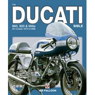 Ducati 860, 900 and Mille Bible (BOK)