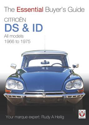 Citroen ID and DS (BOK)