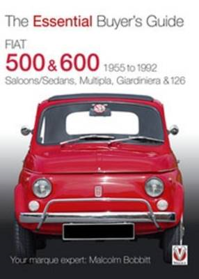 Fiat 500 and 600 (BOK)