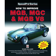 How to Improve MGB, MGC and MGB V8 (BOK)