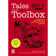Tales from the Toolbox (BOK)