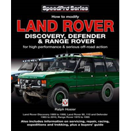 Land Rover Discovery, Defender and Range Rover (BOK)