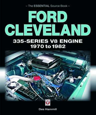Ford Cleveland 335-series V8 Engine 1970 to 1982 (BOK)