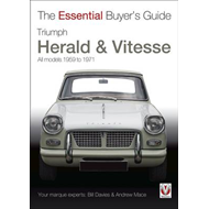 Triumph Herald & Vitesse: The Essential Buyer's Guide (BOK)