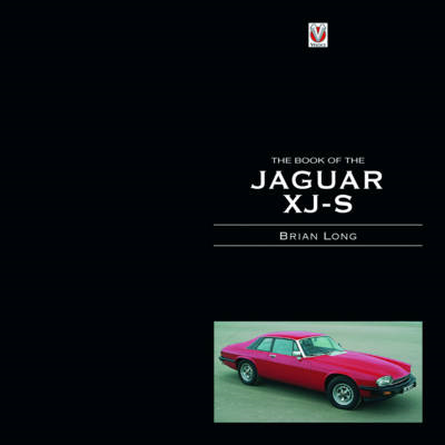 Book of the Jaguar XJ-S (BOK)