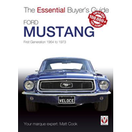 Ford Mustang - First Generation 1964 to 1973 (BOK)