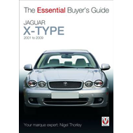 Jaguar X-Type  -  2001 to 2009 (BOK)