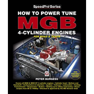 How to Power Tune MGB 4-cylinder Engines (BOK)