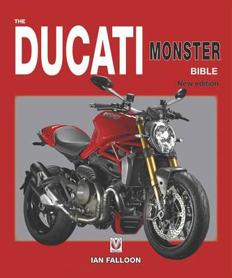 Ducati Monster Bible (BOK)