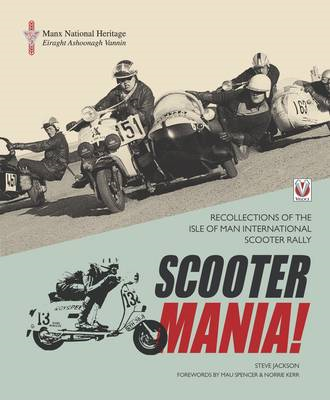 SCOOTER MANIA! (BOK)