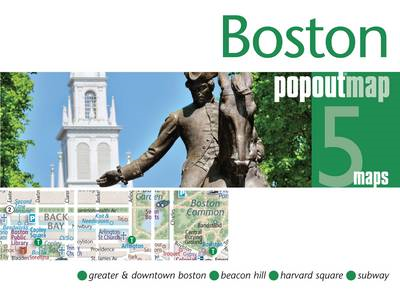 Boston PopOut Map (BOK)