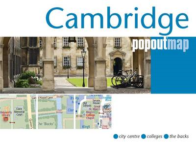 Cambridge Popout Map (BOK)