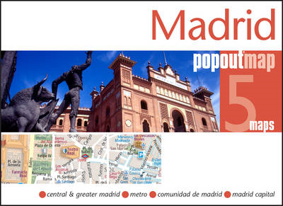 Madrid PopOut Map (BOK)