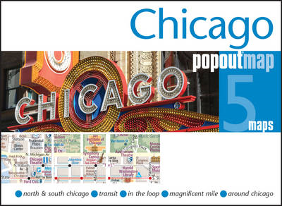 Chicago PopOut Map (BOK)