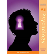 AS Psychology: Students Textbook AQA 'A' Specification (BOK)