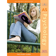 AS Level Psychology: The Study Guide (BOK)