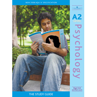 A2 Psychology: The Study Guide (BOK)