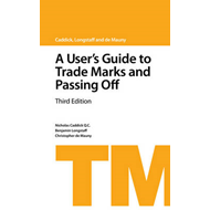 A User's Guide to Trade Marks and Passing Off (BOK)