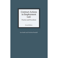 Contract Actions in Employment Law: Practice and Precedents (BOK)
