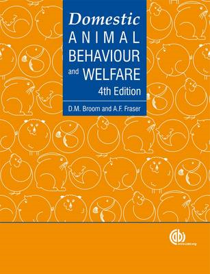 Domestic Animal Behaviour and Welfare (BOK)