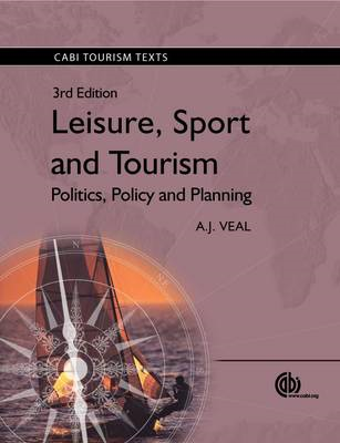 Leisure, Sport and Tourism (BOK)