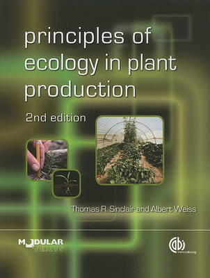 Principles of Ecology in Plant Production (BOK)