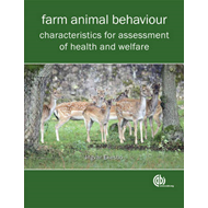 Farm Animal Behaviour: Characteristics for Assessment of Health and Welfare (BOK)