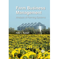 Farm Business Management: Analysis of Farming Systems (BOK)