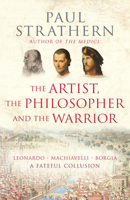 The Artist, The Philosopher and The Warrior (BOK)