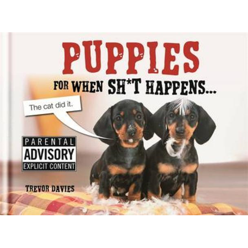 Puppies for When Sh*t Happens (BOK)