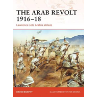 The Arab Revolt 1916-18: Lawrence Sets Arabia Ablaze (BOK)
