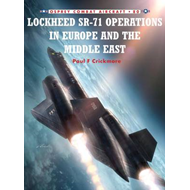 Lockheed Sr-71 Operations in Europe and the Middle East (BOK)