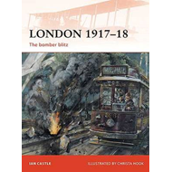 London 1917-18: The Bomber Blitz (BOK)