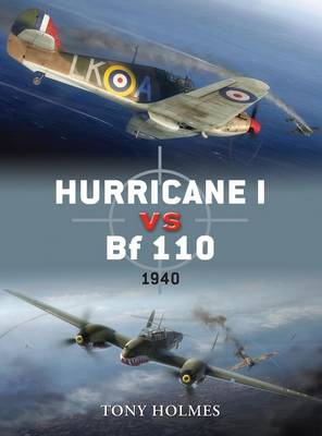 Hurricane Vs. Bf 110 (BOK)