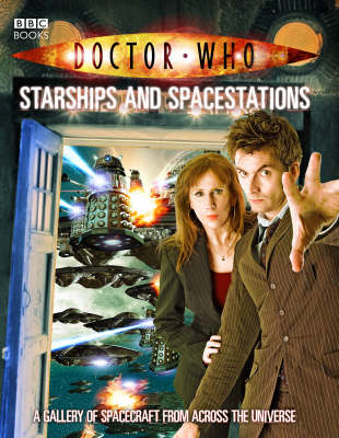 Doctor Who: Starships and Spacestations (BOK)