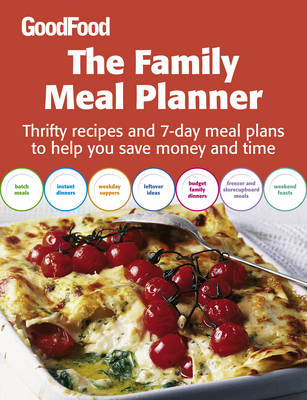 Good Food: The Family Meal Planner (BOK)