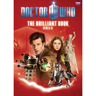 The Brilliant Book of Doctor Who 2011 (BOK)
