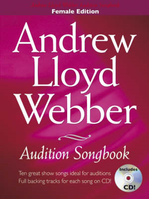 Andrew Lloyd Webber Audition Songbook (female Edition) (BOK)