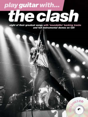 Play Guitar With-- The Clash (BOK)