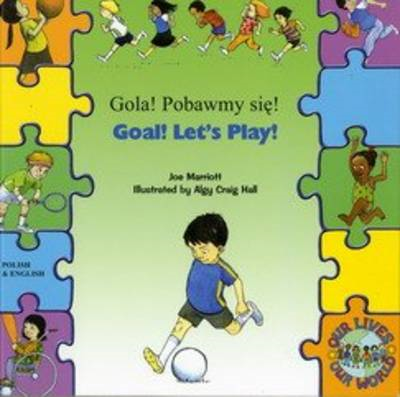 Goal ! Let's Play ! in Polish and English (BOK)