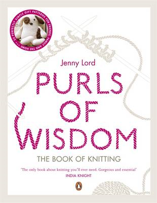 Purls of Wisdom: The Book of Knitting (BOK)
