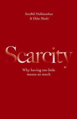 Scarcity: Why Having Too Little Means So Much (BOK)