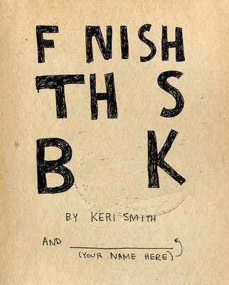 Finish This Book (BOK)